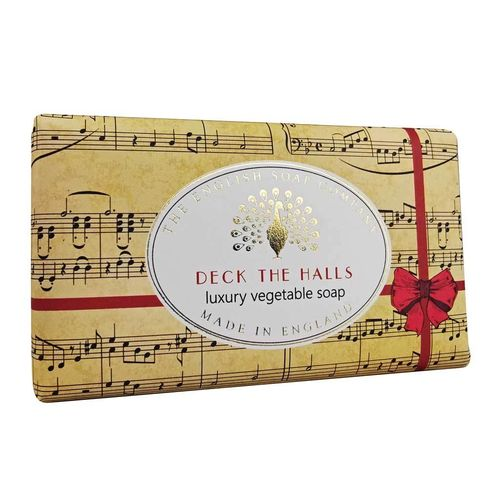 Deck the Halls - Festive Wrapped Soaps 190gr